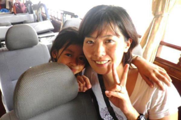 子供と岡本 未幸