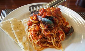 ミケランジェロの料理