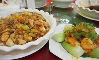 TAO YUANの料理