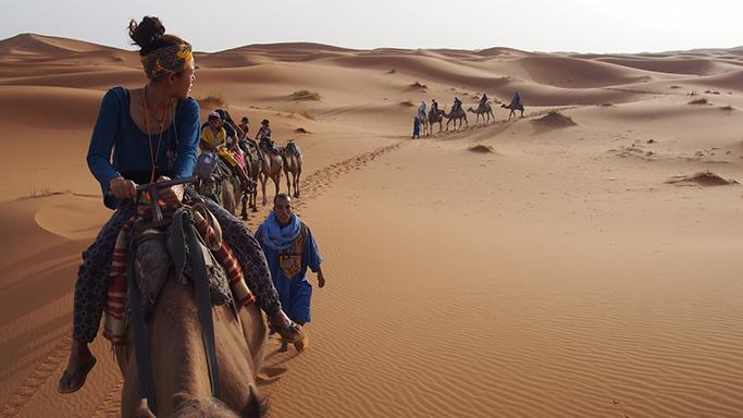 砂漠とこのみ
